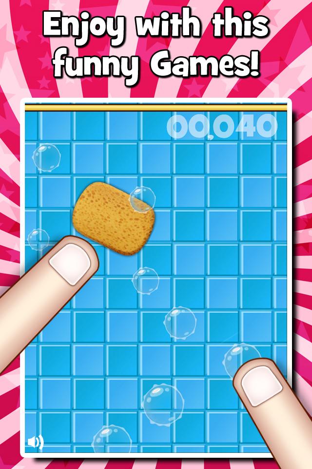 Screenshot Don't Drop The Sponge