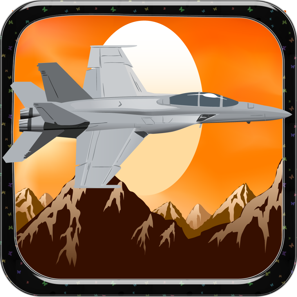 Air Support - Fighter Jet Bomber